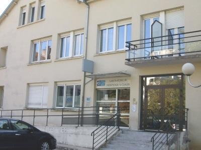 Besançon - Laboratoire de Montjoux - St Claude