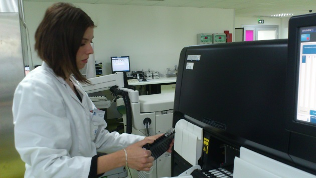afgsu 2 technicien laboratoire