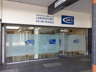 Besançon - Laboratoire de Planoise - Ile de France