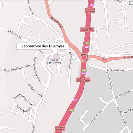 Laboratoire Danalyses Médicale à Besançon Laboratoire Des