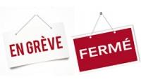 MOUVEMENT NATIONAL DE GREVE DES LABORATOIRE D'ANALYSES MEDICALES