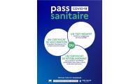 Pass sanitaire - Comment l'obtenir ?